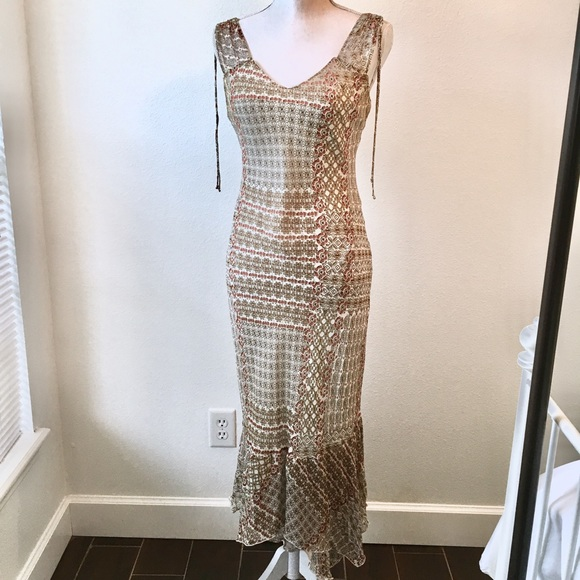 latest trends of 2019 discount up to 60% reasonably priced LAPIS • Maxi Tan Sundress